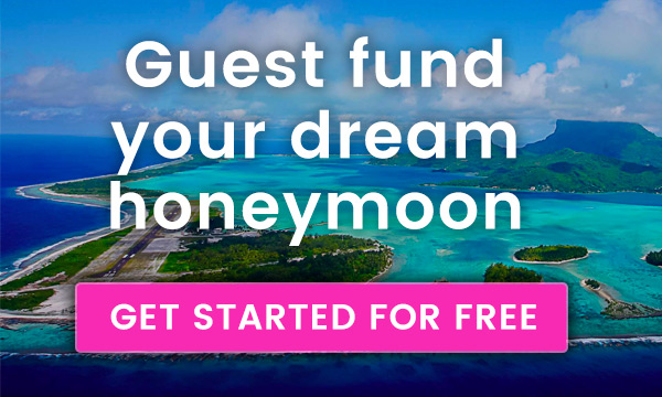 guest fund your honeymoon