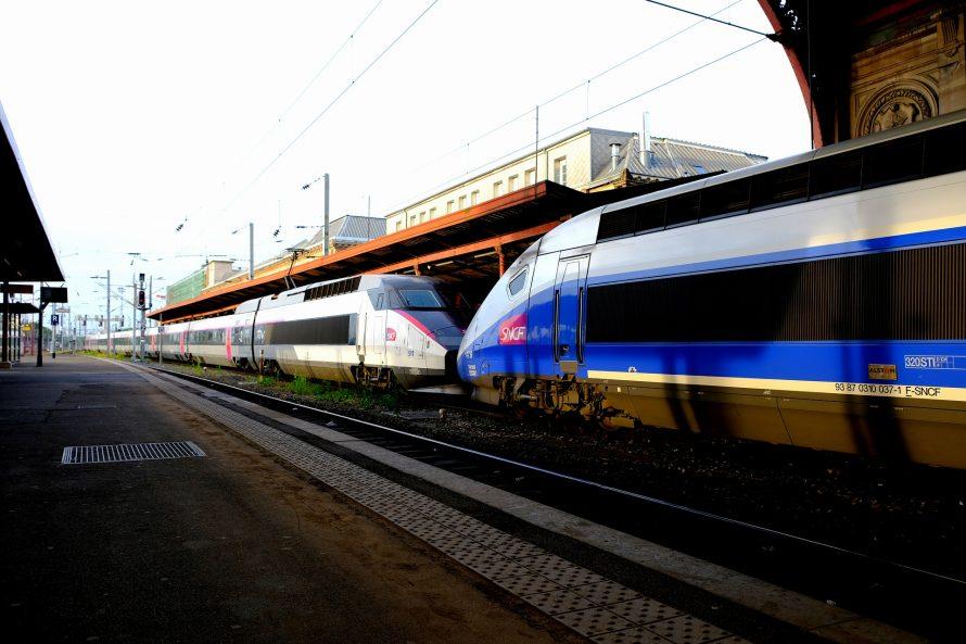 Honeymoon Adventure by rail