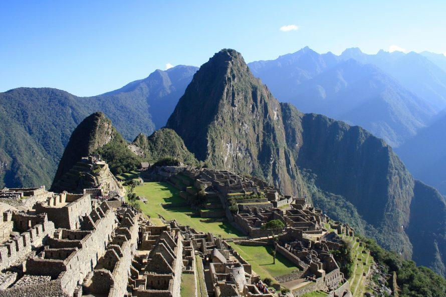Honeymoon Adventure Peruvian Mountains