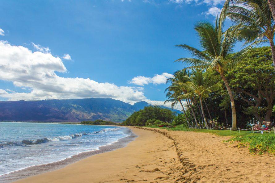 Honeymoon in Hawaiian Islands, September
